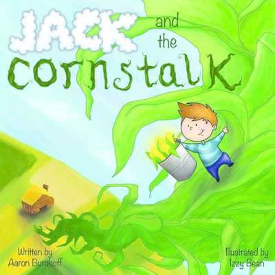 Fairy Tale Trail of Jack and the Cornstalk